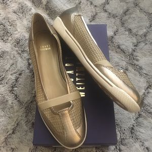 Stuart Weitzman shoes/sneakers sz 10 M, NWT $230